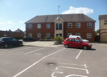 Thumbnail 2 bed flat for sale in Newton Road, Bletchley, Milton Keynes