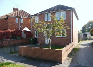 Thumbnail 3 bed detached house to rent in St. Edmunds Road, Glastonbury