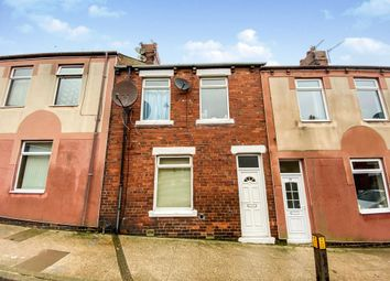 Thumbnail 3 bed terraced house for sale in Ascot Street, Easington Colliery, Peterlee