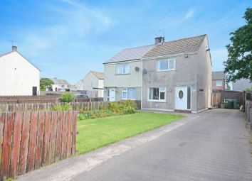 Thumbnail 2 bed semi-detached house for sale in Newlands Lane South, Workington