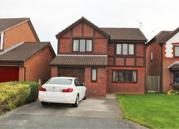 Thumbnail 4 bed detached house for sale in Mouldsworth Close, Northwich, Cheshire