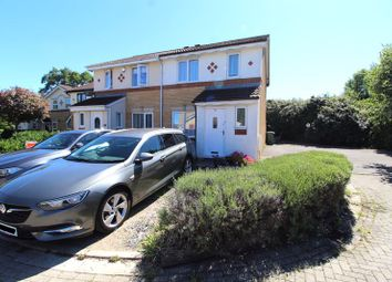 Thumbnail 3 bed semi-detached house for sale in Linden Drive, Bradley Stoke, Bristol