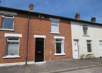 Thumbnail 1 bed terraced house to rent in Rockview Street, Belfast