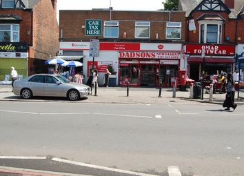 Thumbnail Retail premises for sale in 830 Stratford Road, Sparkhill