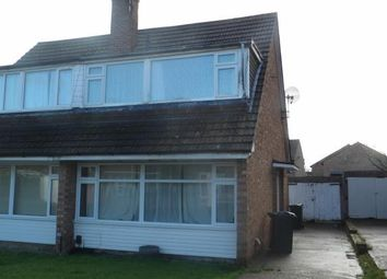 Thumbnail 3 bed bungalow for sale in Jillian Way, Ashford, Kent