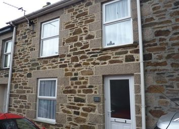 Thumbnail 2 bed property to rent in Bellevue, Redruth