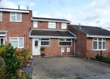 Thumbnail 2 bed terraced house for sale in Slindon Croft, Alvaston, Derby