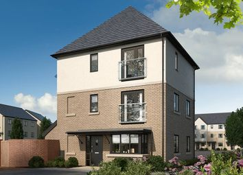"Thumbnail 5 bed detached house for sale in ""The Hampton"" at Westlake Avenue, Hampton Vale, Peterborough"