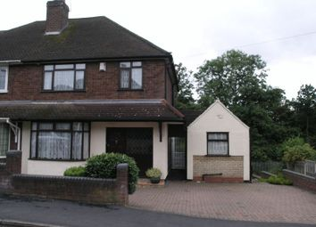 Thumbnail 3 bed semi-detached house for sale in High Haden Road, Cradley Heath