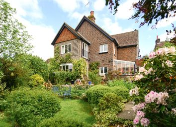 Thumbnail 3 bed semi-detached house for sale in Church Close, Grayswood, Haslemere, Surrey