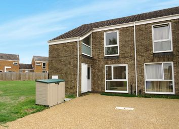Thumbnail 2 bed terraced house for sale in Myrtle Close, Raf Lakenheath, Brandon