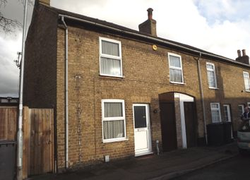 Thumbnail 3 bed end terrace house for sale in London Road, Sandy