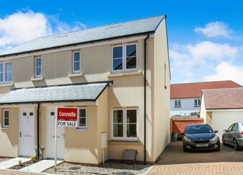 Thumbnail Semi-detached house for sale in Jubilee Close, Amesbury, Salisbury