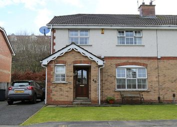 Thumbnail 4 bed semi-detached house for sale in Good Shepherd Glen, Waterside, Londonderry