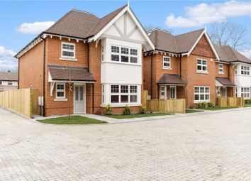 Thumbnail 4 bed detached house for sale in Crompton Close, Links Road, Ashtead