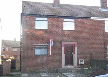 Thumbnail 2 bed semi-detached house to rent in School Avenue, Kelloe, Durham