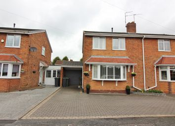Thumbnail 3 bed semi-detached house for sale in Lichfield Road, Willenhall