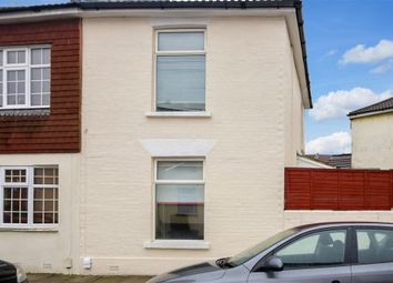 Thumbnail 2 bedroom end terrace house for sale in Cuthbert Road, Portsmouth, Hampshire