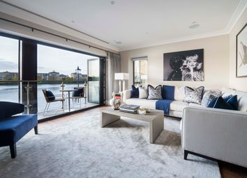 Thumbnail 3 bed town house for sale in Rainville Road, London