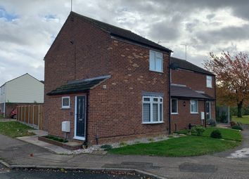 Thumbnail 2 bed end terrace house for sale in Pickwick Avenue, Newlands Spring, Chelmsford