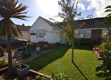 Thumbnail 2 bed semi-detached bungalow for sale in Smardon Avenue, Brixham, Devon
