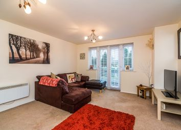 Thumbnail 2 bed flat for sale in Quayside Walk, Netherton, Dudley