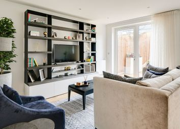 Thumbnail 4 bed town house for sale in Silver Works, Colindale, London
