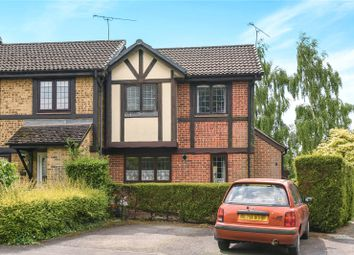 Thumbnail 2 bedroom end terrace house for sale in Morley Close, Yateley, Hampshire