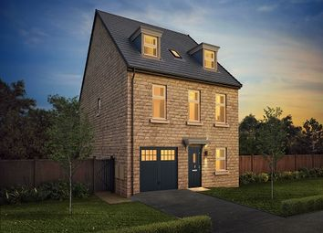 Thumbnail 5 bed detached house for sale in New Lane, Moorside