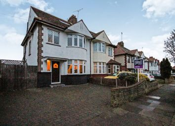 Thumbnail 4 bedroom semi-detached house for sale in Earls Hall Avenue, Southend-On-Sea