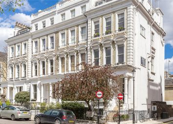 Thumbnail 4 bed flat for sale in Phillimore Gardens, Kensington, London