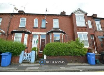 Thumbnail 3 bed terraced house to rent in Warren Street, Salford