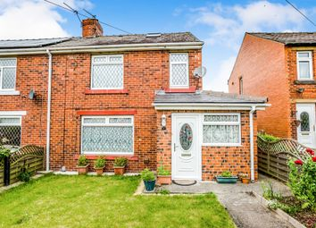 Thumbnail 3 bed end terrace house for sale in Highgate Crescent, Lepton, Huddersfield