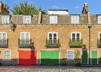 Thumbnail Mews house for sale in Bristol Mews, Little Venice, London