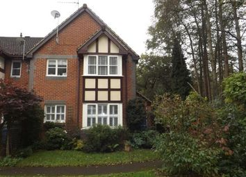 Thumbnail 1 bed end terrace house for sale in Farnborough, Hampshire