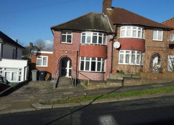 3 bed semi-detached house to rent in Brampton Grove, Wembley HA9