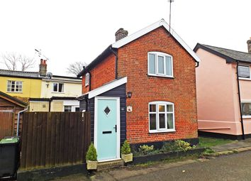 Thumbnail 2 bed detached house for sale in Old Market Street, Mendlesham, Stowmarket