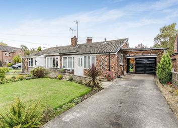 Thumbnail 2 bed bungalow to rent in Westbourne Grove, Selby