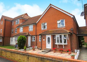 Thumbnail 2 bed terraced house for sale in Falmouth Close, Eastbourne