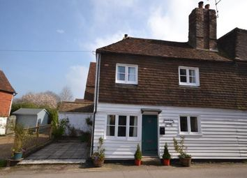 Thumbnail 2 bed semi-detached house for sale in Ham Lane, Burwash, Etchingham, East Sussex