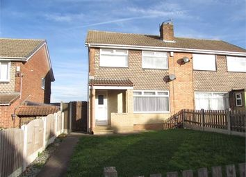 Thumbnail 3 bed semi-detached house for sale in Cranswick Way, Conisbrough