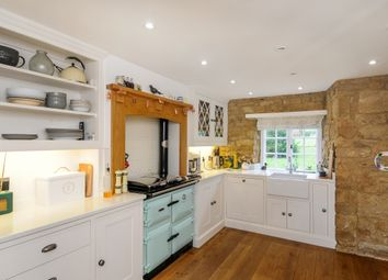 Thumbnail 4 bed cottage to rent in The Green, Warmington, Banbury