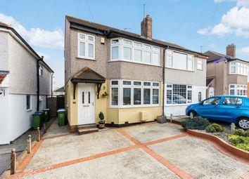 Thumbnail 3 bed semi-detached house for sale in Birch Grove, Welling