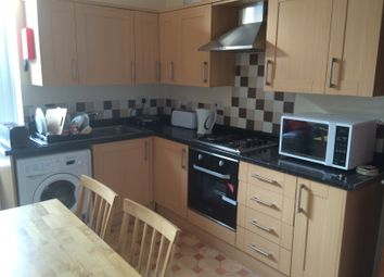Thumbnail 4 bedroom flat to rent in Gwydr Crescent, Swansea