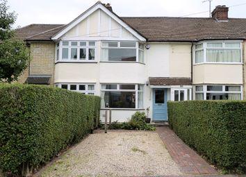 Thumbnail 3 bed terraced house for sale in Cromwell Road, Cambridge