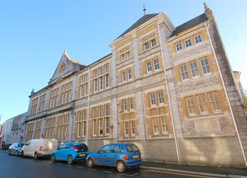 Thumbnail 3 bed flat for sale in North Road West, Plymouth
