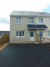 Thumbnail 4 bedroom semi-detached house for sale in Crug Yr Efydd, Crymych