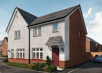 Thumbnail 3 bed semi-detached house for sale in Lon Hir, Alltwen, Swansea