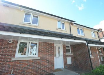 Thumbnail 3 bedroom terraced house to rent in Cromwell Road, Camberley