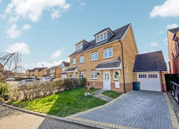 Spindleberry Close, Newport PO30. 4 bed semi-detached house for sale